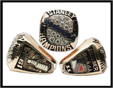 New York Rangers 1994 Stanley Cup Ring
