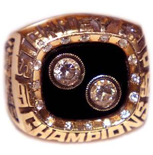 Pittsburgh Penguins 1992 Stanley Cup Ring