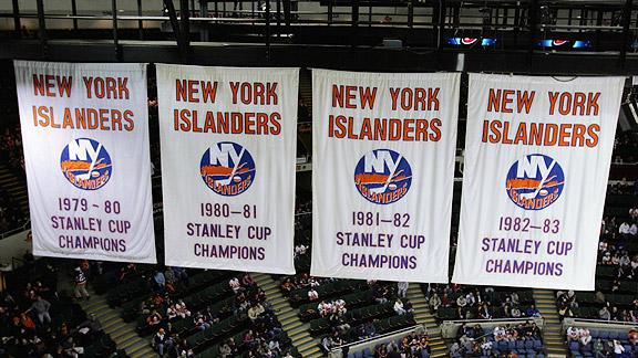 The Once-Great New York Islanders Have the Best Stanley Cup Record of Any Team With At Least 5 Appearances