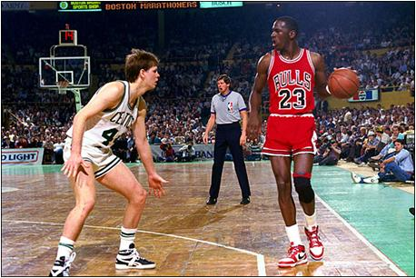 NBA: Michael Jordan and the Greatest Scoring Averages in the Playoffs | SPORTS LIST OF THE DAY
