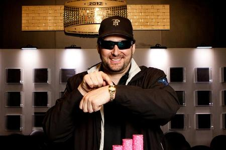 Phil Helmuth Won His Record 12th Bracelet in 2012