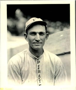 The Pittsburgh Pirates' Chief Wilson Hit 36 Triples in a Season 100 Years Ago