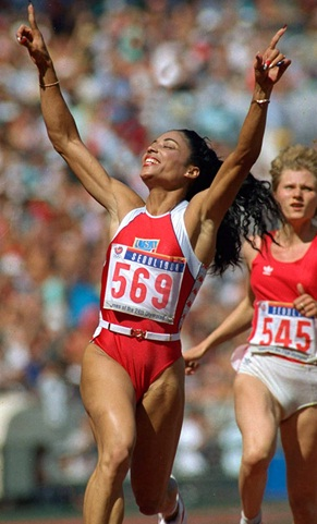 Florence Griffith-Joyner, the Fastest Woman Ever