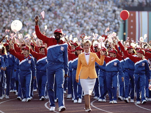 The 1984 U.S. Olympic Team Won the Most Gold Medals