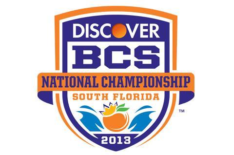 College Football National Championship Game Logo