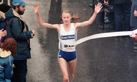 Grete Waitz Won an Unfathomable Nine New York City Marathons