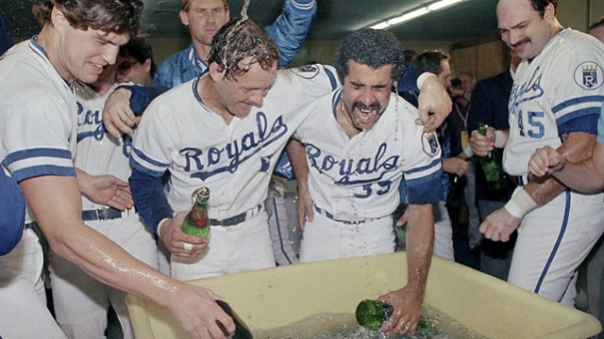 The Kansas City Royals Were Down Three Games to One, but Came Back to Win the 1985 World Series