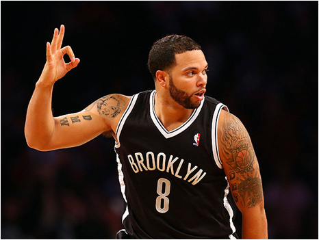 Deron Williams: The Highest Paid Player in the NBA...Guaranteed