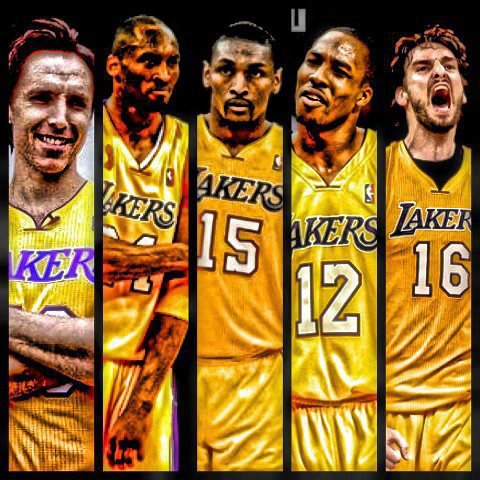 The 2012-13 L.A. Lakers Have the Highest Payroll in the NBA, and the Only One Over $100M
