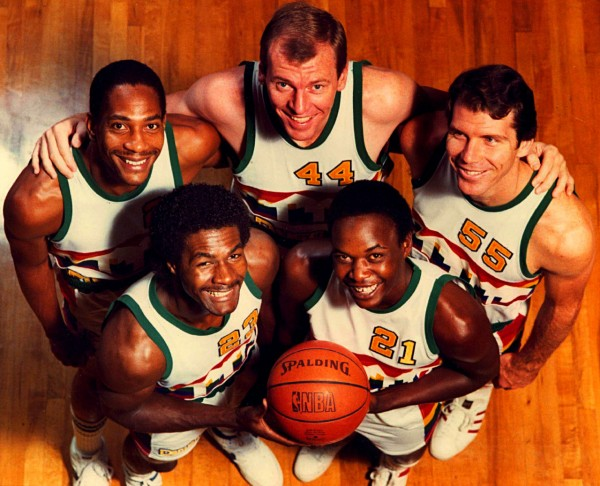 The Early 1980s Denver Nuggets Put Up Three of the Best Scoring Averages in NBA History