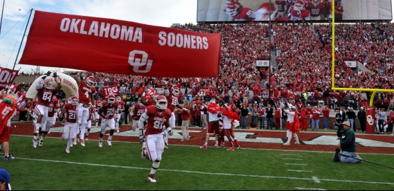 The Oklahoma Sooners Have Appeared in the BCS Championship Game Four Times