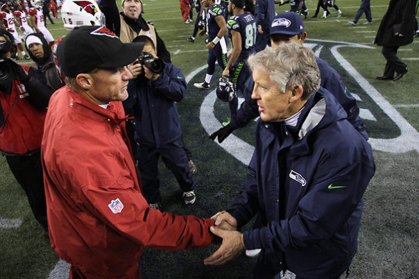 The Seattle Seahawks Whupped the Arizona Cardinals 58-0, One of the NFL's Biggest Shutouts of All Time
