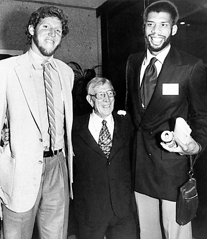 Bill Walton, John Woodon and Kareem Abdul-Jabbar (Lew Alcindor) Won a Lot of Games in a Row at UCLA