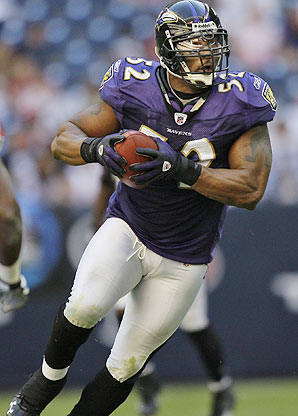 Ray Lewis Has 30 Career Interceptions, Most of Any Linebacker  in 30 Years