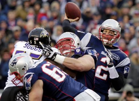 Tom Brady - All-Time Postseason Passing Leader