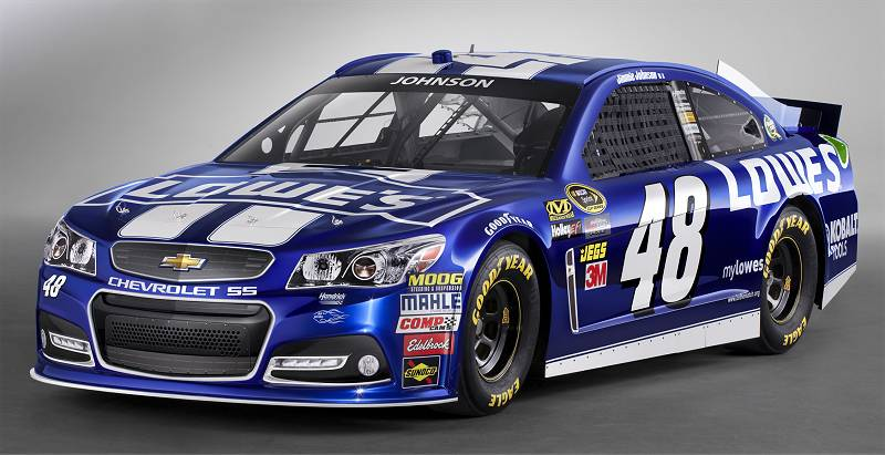 jimmie johnson and the 48 lowe s chevy are the favorites again in. Cars Review. Best American Auto & Cars Review