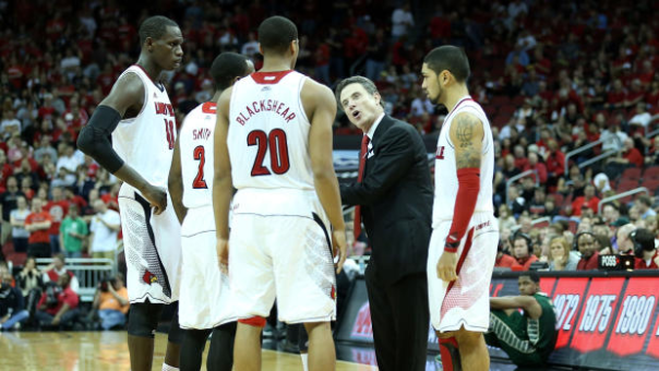 Las Vegas Says the Louisville Cardinals Are Going To Win the 2013 NCAA Tournament