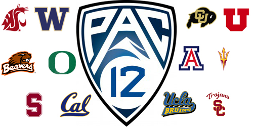 The PAC-12 Has 15 NCAA Championships - Most of Any Conference