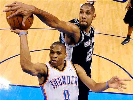 The Big Fundamental, Tim Duncan, Has the Most Blocks in Playoff History. Who's boring now?