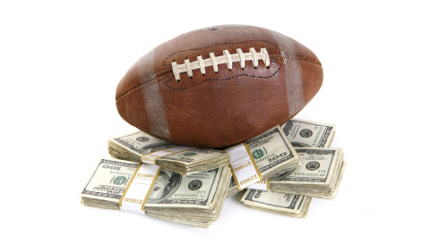 The NFL  Will Dole Out $4 Billion in Team Payroll in 2013