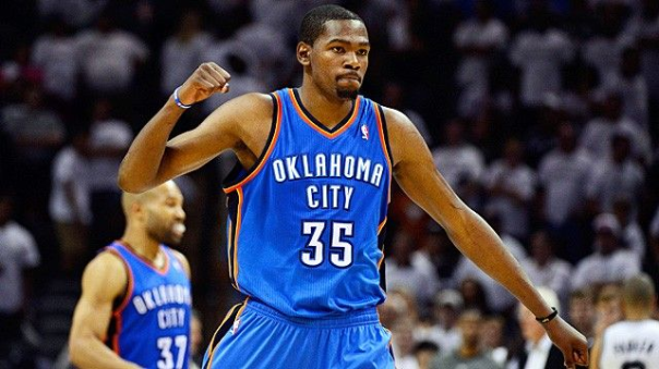 Kevin Durant Became the 8th Member of the 50-40-90 Club in 2012-13