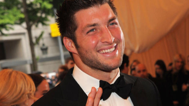 Tebow. Tim Tebow. The Man Currently Without a Team or Sport is America's Most Influential Athlete of 2013.