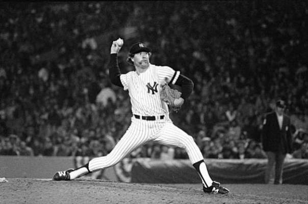 "The Goose - Hall of Famer, Rich ""Goose"" Gossage - Has More Blown Saves Than Any Other Reliever"