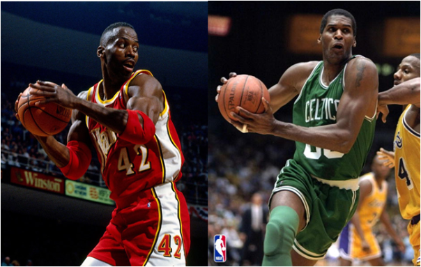 Kevin Willis and Robert Parish Each Played 21 Seasons in the NBA