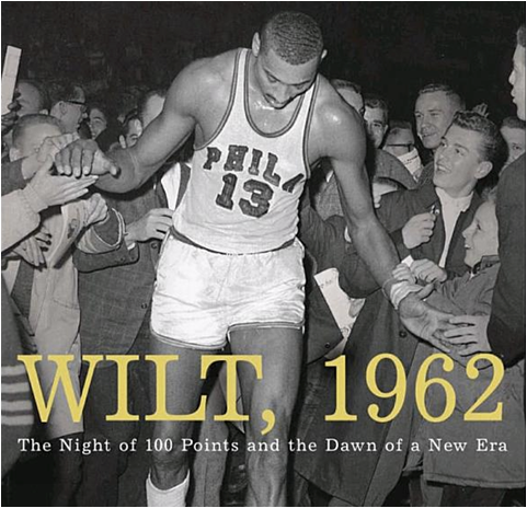 Wilt Chamberlain Is the Only Player To Average 50 Points Per Game in a Season