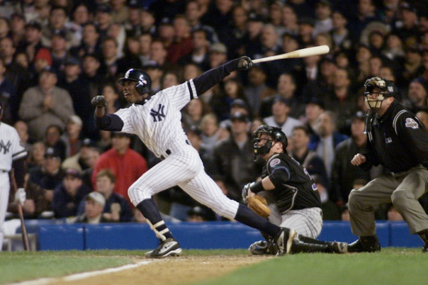Alfonso Soriano Is Second All Time Leading Off a Game with a Home Run