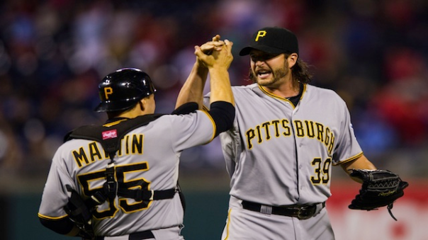 The 2013 Pittsburgh Pirates Should Break the Longest Losing-Seasons Streak in Baseball History (Russell Martin and Jason Grilli)