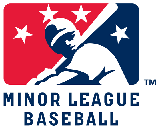 The Official Minor League Baseball Logo