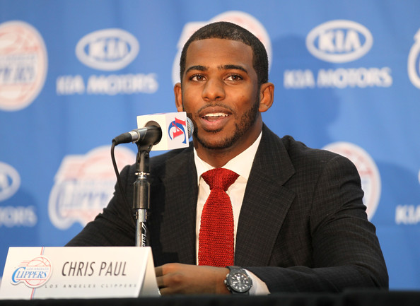 Chris Paul: New President of the National Basketball Players Association