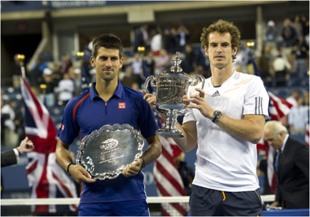 Did Novak Djokovic and Andy Murray Vie in the Closest U.S. Open Finals in History in 2012?