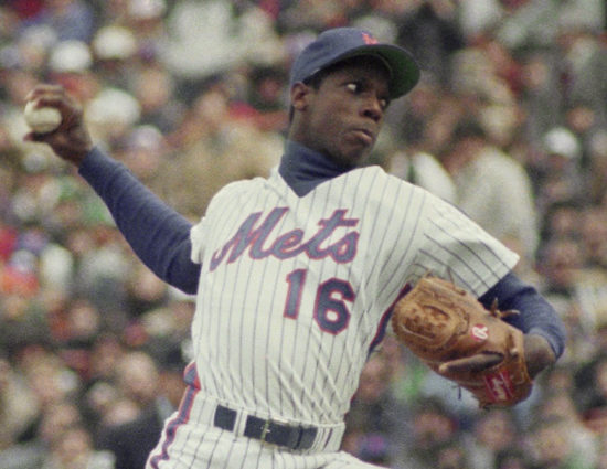 Dwight Gooden: Most Strikeouts by a Rookie