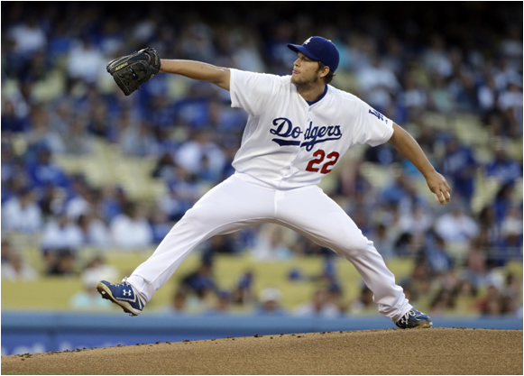 The Los Angeles Dodgers' Clayton Kershaw Is the Hardest Pitcher To Hit in Baseball