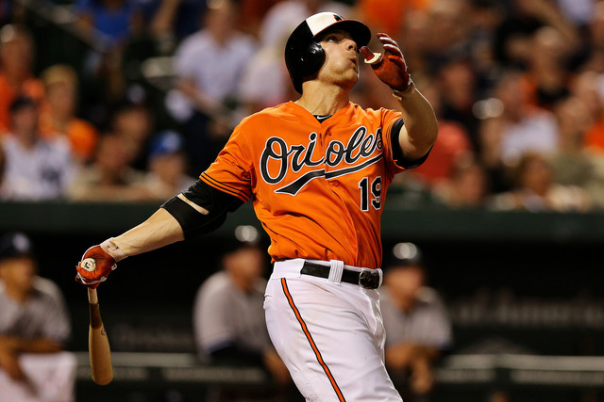 Chris Davis - Most Home Runs in a Season for the Baltimore Orioles