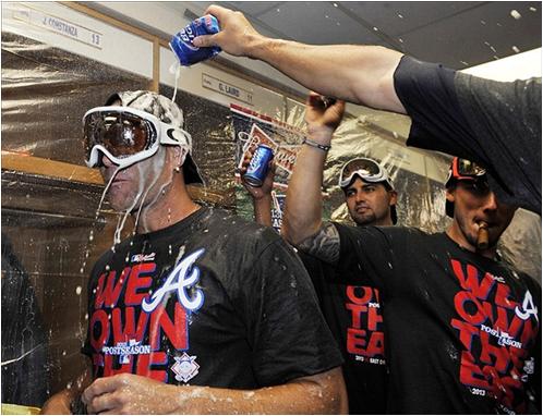 "The Atlanta Braves Really Do ""Own the East"""