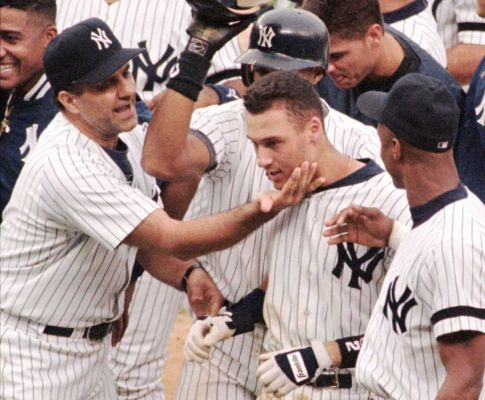 Joe Torre and Derek Jeter's New York Yankees Won 14 World Series Games in a Row