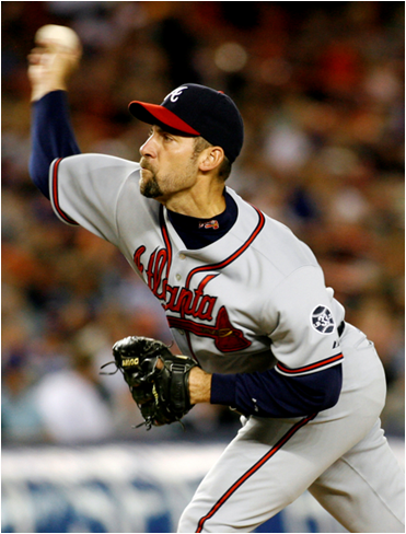 John Smoltz Has the Most Strikeouts in Postseason History