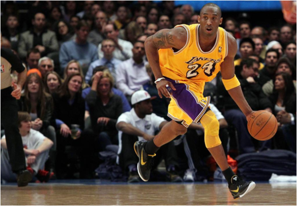Kobe Bryant Has More Mileage on His Tires Than Any Other Active NBAer