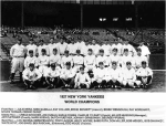 The 1927 New York Yankees Began the Longest Winning Streak in World Series History - 12 Games