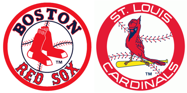 The Boston Red Sox and St. Louis Cardinals Are Meeting for the Fourth Time in the World Series