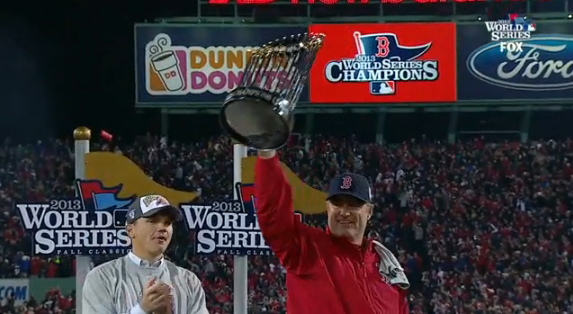 The Boston Red Sox Are the 2013 World Series Champions After Finishing 69-93 in 2012