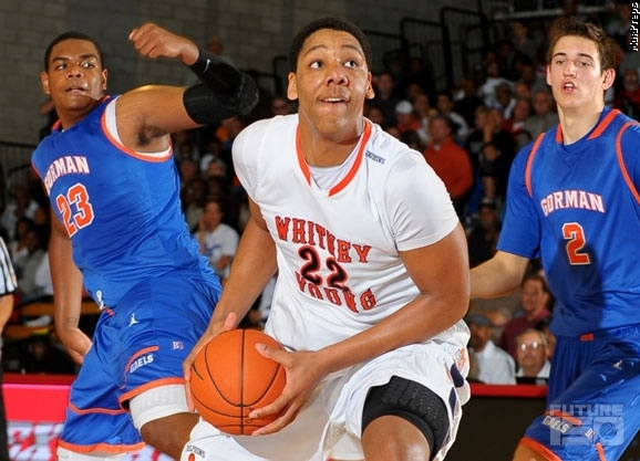 Jahlil Okafor, Whitney Young Dolphins Center, Is the No. 1 High School Basketball Player in the Country (2013-14)