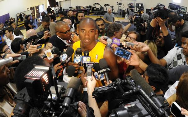 Kobe Bryant - All-Time Legend?
