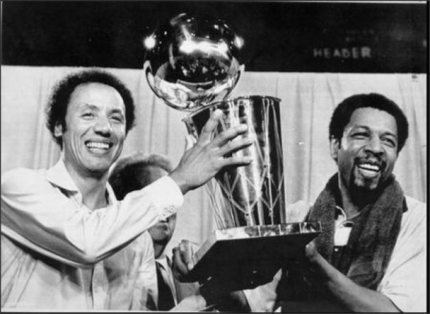 Lenny Wilkens Coached 32 Seasons in the NBA, the Most Ever