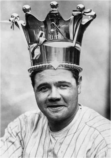 Still the Cash King, Barely: Babe Ruth Was the Highest Paid Player in Baseball 14 Times