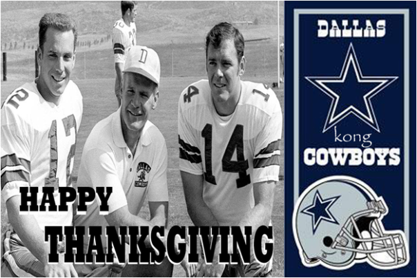 The Dallas Cowboys Have Been A Thanksgiving Fixture For Nearly 50 Years