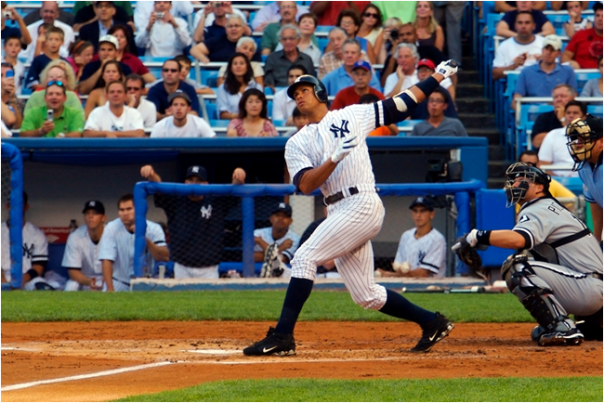 The Unmistakable Swing of A-Rod, Alex Rodriguez